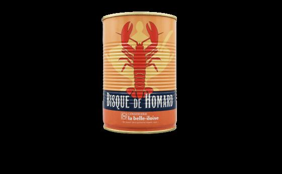 Bisque de homard - Conserverie la belle-iloise