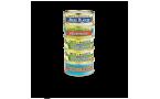 Assortiment de 5 émiettés de maquereaux 1/5 - Conserverie la belle-iloise