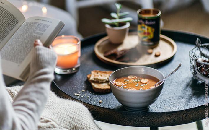 Soupe de poissons - 6 boîtes de 400g - La Belle Iloise