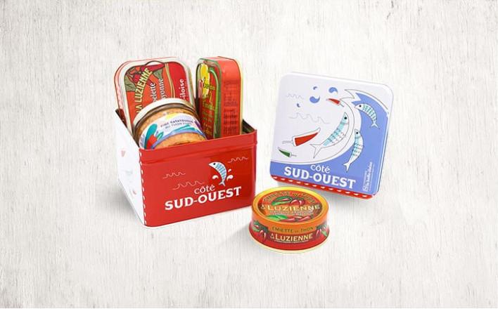 """""""South-West style"""" Gift Box - La Belle Iloise"""