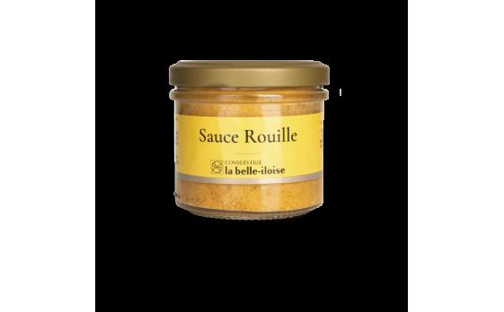 Sauce rouille - 2 verrines de 95g