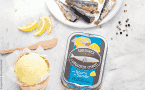 Sardines chaudes au beurre de baratte - Conserverie la belle-iloise