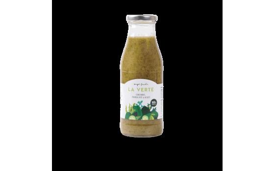 Soupe froide « La Verte » – 2 bouteilles de 480 g