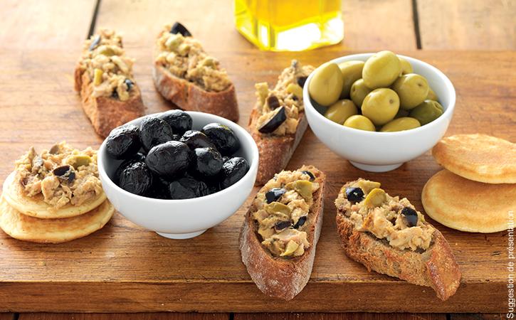 Sardinade aux 2 olives - Conserverie la belle-iloise