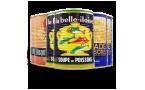Assortiment de soupes de poissons - Conserverie la belle-iloise