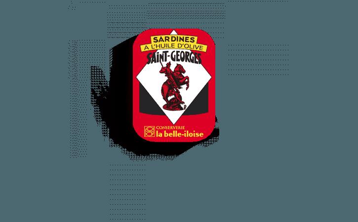 Boîte à Sardines Saint-Georges-Conserverie la belle-iloise