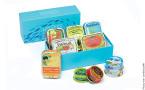 Coffret Sardines & Sardines-Conserverie la belle-iloise