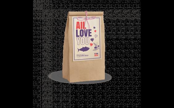 La pochette Ail Love You !