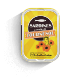 Sardines in sunflower oil-...