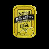 Boneless sardines with...