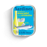 Sardines marinated with...
