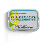 Sardines with lemon and...