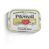 Sardines in oil, Pitomaïl...