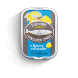 Sardines cooked with...