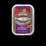 Sardines with Oriental...