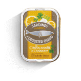 Sardines with preserved...