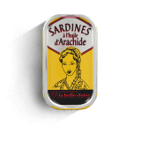 Sardines in peanut oil - 5...