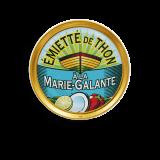Marie-Galante crumbled tuna...