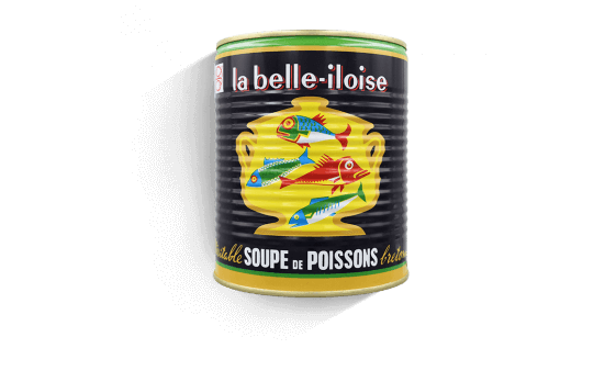 Fish soup - 6 tins of 800g ea.