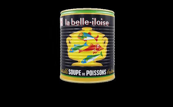Soupe de poissons - 6 boîtes de 800g