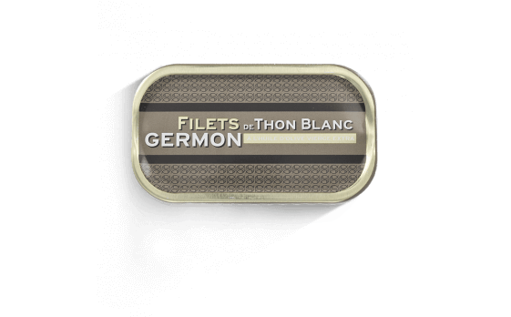 Filets de thon blanc germon