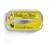 Mackerel fillets with olive...