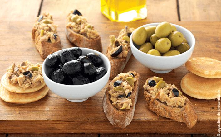 Sardinade aux 2 olives - 3 boîtes de 60g - La Belle Iloise