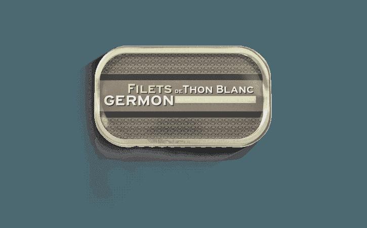 Filets de thon blanc germon - Conserverie la belle-iloise