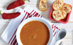 Nos soupes repas thon à la Basquaise - Conserverie la belle-iloise