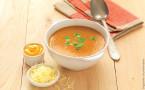 Soupe de poissons de roche aux saveurs de Provence