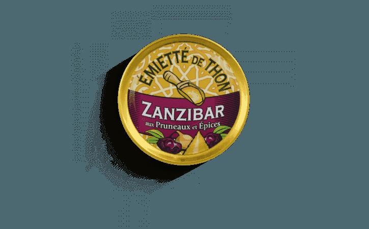 Émietté de thon Zanzibar - Conserverie la belle-iloise
