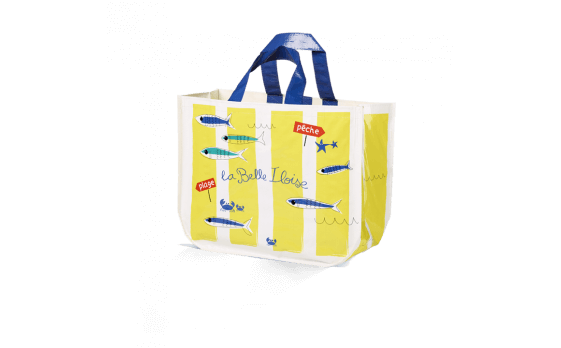 Yellow sardine bag