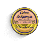 Salmon and tarragon cream -...