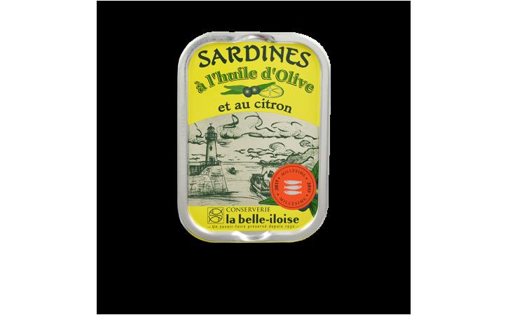 Sardines millésimées 2017
