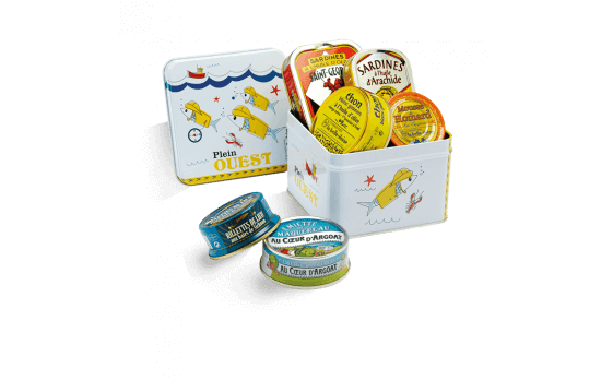 """Open Seas"" Gift Box"