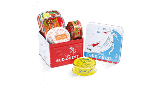 """""""South-West style"""" Gift Box"""