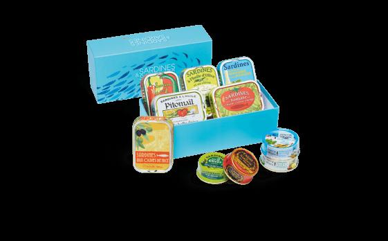"""""""Sardines & Sardines"""" Gift Box"""
