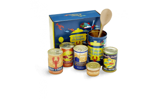 ''Soup time'' Gift box