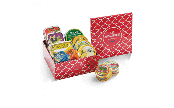 ''Bold flavours'' Gift Box