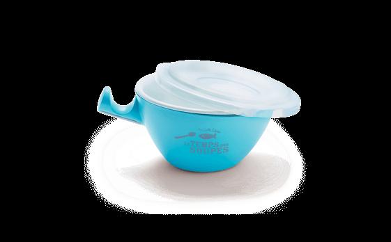 ''Soup time'' bowl