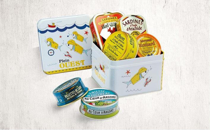 """""""Open Seas"""" Gift Box - La Belle Iloise"""