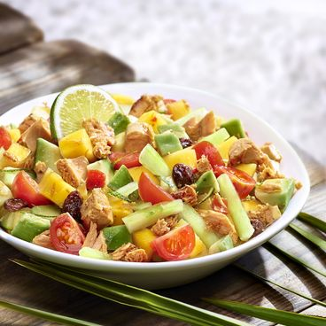 Salade des Caraïbes