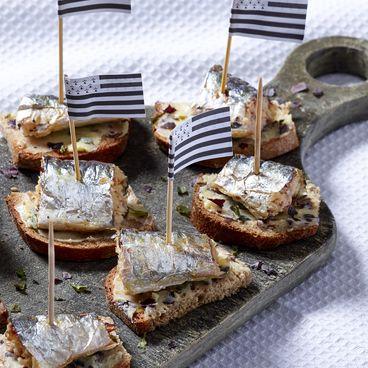 Sardines comme à Hoedic